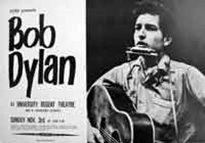 Beskrivning: Beskrivning: Beskrivning: Beskrivning: Bob Dylan Unversity Regent Theater Syracuse NY Concert Poster